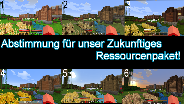 Let's Voting Minecraft Ressourcenpaket [HD] [Deutsch]