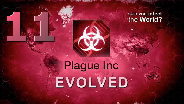 Let's Play - Plague Inc: Evolved [Early Access] [HD] #11 - Gehirnkäferdingens FACECAM :D
