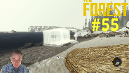 THE FOREST [HD] [FaceCam] [0.04B] #55 - Das Hausboot ☼ Let's Play The Forest