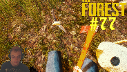 THE FOREST [HD] [FACECAM] [0.06] #77 - Fallen Test ☼ Let's Play The Forest