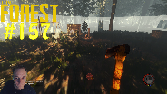 THE FOREST [HD] [FACECAM] [0.13] #157 - Hasenfang ☼ Let's Play The Forest