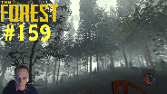 THE FOREST [HD] [FACECAM] [0.13] #159 - Eine kleine Runde ☼ Let's Play The Forest
