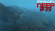 STRANDED DEEP #39 - Das Flugzeugwrack  [HD] [0.03] ☼ Let's Play Stranded Deep