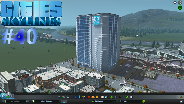 CITIES: SKYLINES [HD] #40 - Fette Klötze ☼ Let's Play Cities: Skylines