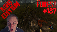 THE FOREST [HD] [0.17] #187 - Tierjäger ☼ Let's Play The Forest
