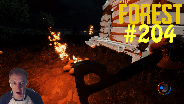 THE FOREST [HD] [0.18] #204 - Nie wieder Nachtruhe ☼ Let's Play The Forest