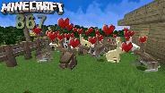 MINECRAFT [HD] #867 - Weg war der Server ☼ Let's Play Minecraft