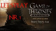 Let´s Play Game of Thrones Ep.1 Iron from Ice #1 Ich bin wieder DAHHHA!!! Die Bluthochzeit