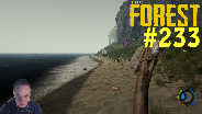 THE FOREST #233 - Du und ich, Strandspaziergang! ☼ Let's Play The Forest [HD] [0.36]