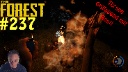 THE FOREST #237 - Torsen Grillabend ☼ Let's Play The Forest [HD] [0.36]