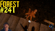 THE FOREST #242 - Pudding Mensch vor der Tür ☼ Let's Play The Forest [HD] [0.37]