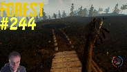 THE FOREST #244 - Kleiner Ausflug ☼ Let's Play The Forest [HD] [0.38]