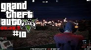 GTA V ONLINE 3 #10 - Mini Auto Rennen ☼ Let's Play Grand Theft Auto 5