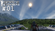 SPACE ENGINEERS #01 - Das Universum gehört uns ☼ Let's Play Space Engineers [HD]