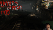 LAYERS OF FEAR #09 - 20 Stockwerke ☼ Let's Play Layers of Fear [HD] [FACECAM]