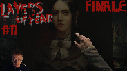 LAYERS OF FEAR #11 - Das Künstlichere Finale ☼ Let's Play Layers of Fear [HD] [FACECAM]