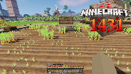 MINECRAFT #1431 - Hasentunnel unter den Feldern ☼ Let's Play Minecraft [HD]