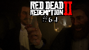 RED DEAD REDEMTION 2 #64 🤠 UNDERCOVER auf Party